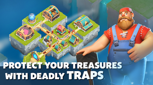 ������� Traps Build & Run! ��� android ��������� ������ ���������