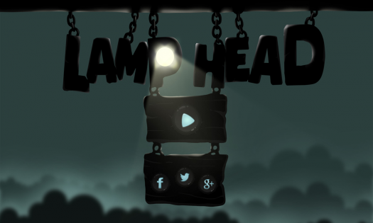 Lamphead: Outrun the Christmas на телефон анроид ОС