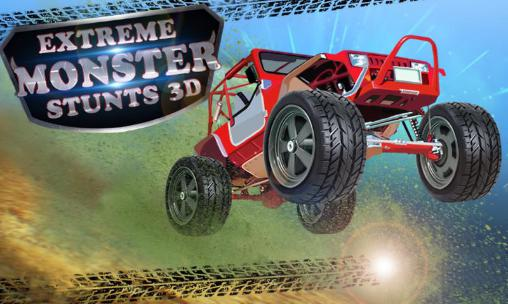 Скачать Extreme Monster Stunts 3D на телефон