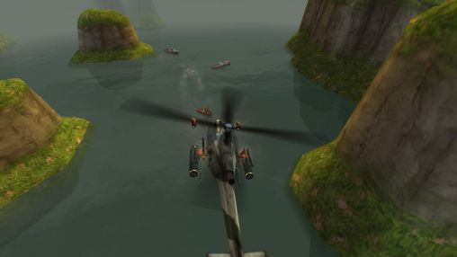 Скачать Gunship Battle: Helicopter 3D на планшет