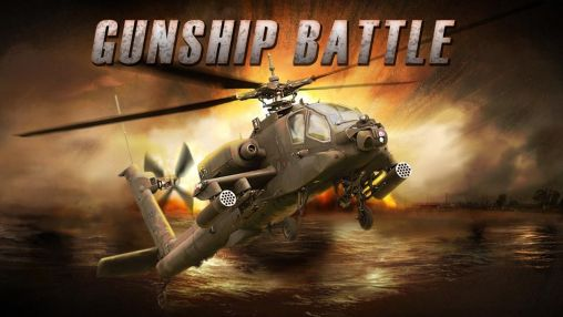 Логотип игры Gunship Battle: Helicopter 3D