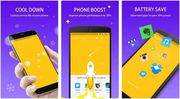 SuperB Cleaner (Boost & Clean) скачать на android