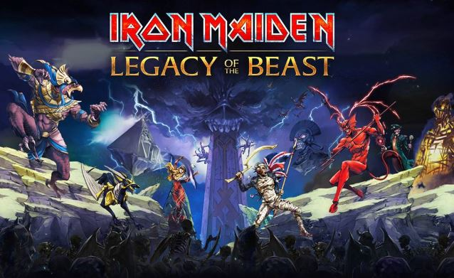Скриншоты android игры Iron Maiden: Legacy of the Beast