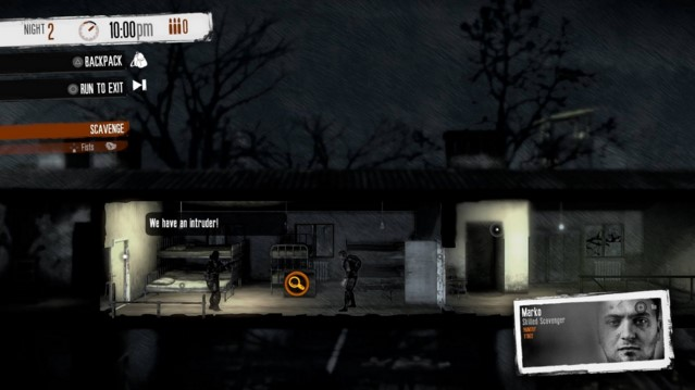 Скриншоты с игры This War of Mine: The Little Ones