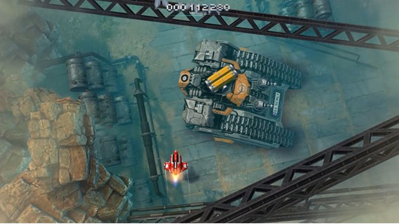 Sky Force Reloaded 2016 на телефон