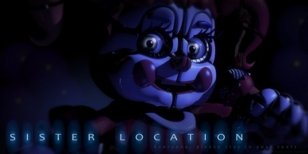������� ���� Five Nights at Freddy's: Sister Location �� �������